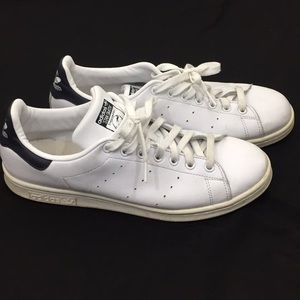 Adidas Stan Smith classic shoes size 10.5 😎
